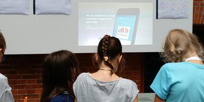 Kinderen werken via AdoptIdee mee aan CityBuddy